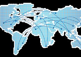 Global Admissions World Map